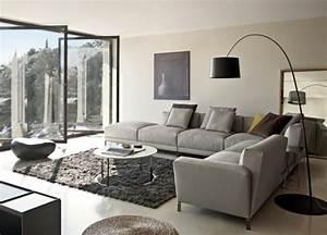 canape de salon design 48 idees par les top concepteurs With tapis shaggy avec ron arad canapé
