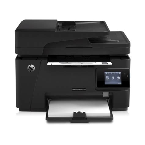 Microsoft windows 10, microsoft windows 10 (x64), windows 8.1, windows 8.1 (x64), windows 8 connect the laserjet pro mfp m127fw printer to your network using the hp wifi setup wizard (for printers with a touchscreen control panel), wps (if. Imprimante multifonction HP LaserJet Pro MFP M127fw
