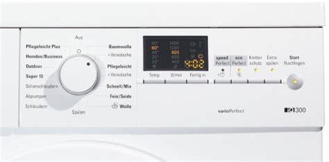 Siemens Wm14e425 Iq300 Waschmaschinen Test