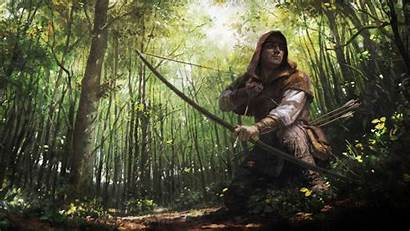 Deliverance Come Kingdom Archer 4k Wallpapers Background