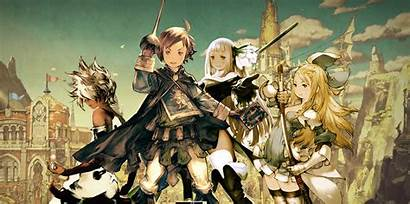Bravely Second Jrpg Demo Layer End 3ds
