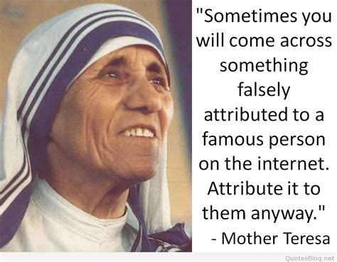 quotes  mother theresa