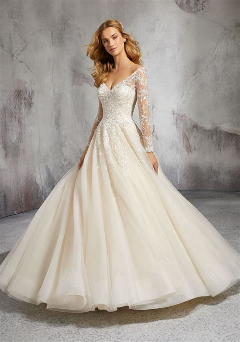 Wedding Dresses by Laurel Wedding Dress Style 8281 Morilee