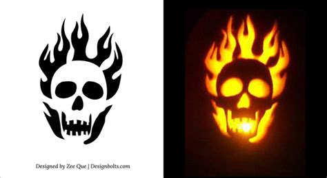 free pumpkin carving templates printable 10 free scary pumpkin carving patterns stencils ideas 2014