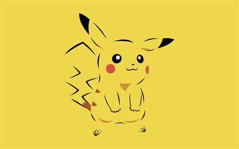 Cute Pikachu Wallpapers Hd