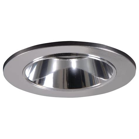 halo recessed lighting halo 3 in polished chrome recessed ceiling light shower