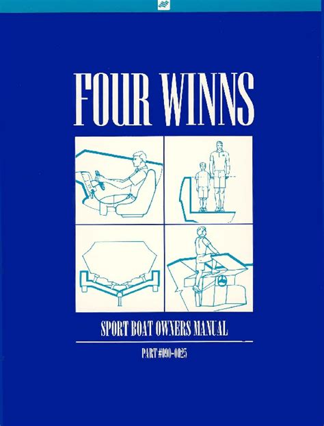 Four Winns Boat Owners Manual by Four Winns Freedom Horizon Candia Liberator Sundowner