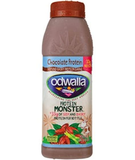 Odwalla Issues Nationwide Recall of Chocolate Protein ...