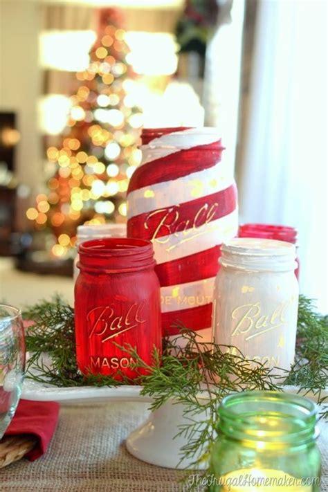 diy mason jar christmas decorations ultimate home ideas