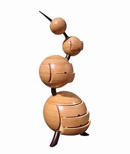 Skulpturen Aus Holz : skulpturen aus holz sind funktionelle m bel design von peter rolfe ~ Frokenaadalensverden.com Haus und Dekorationen