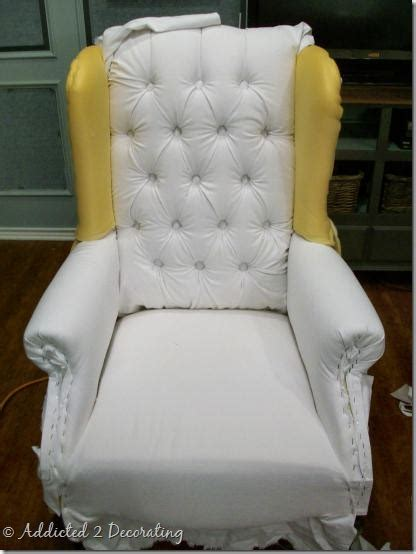 How To Do Tufting Upholstery by Removing Some Of The Mystery From Upholstery And Button