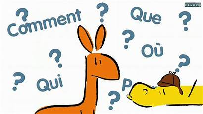 Interrogative Phrase Questions French Teaching Ask Resources