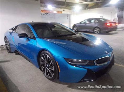 Bmw I8 Spotted In Cincinnati, Ohio On 05/09/2015