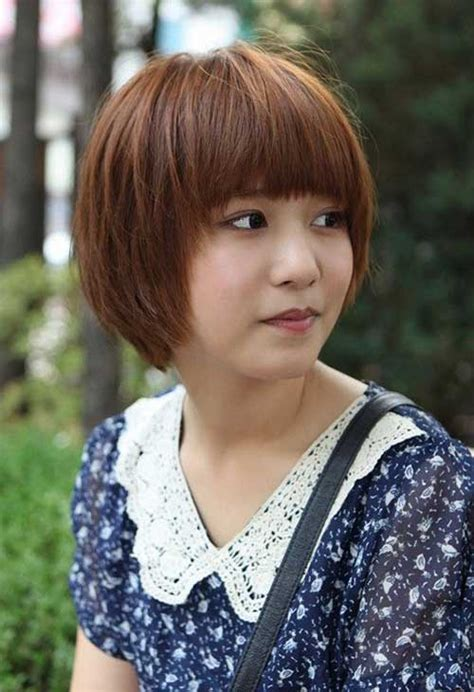 korean bob hairstyle   short