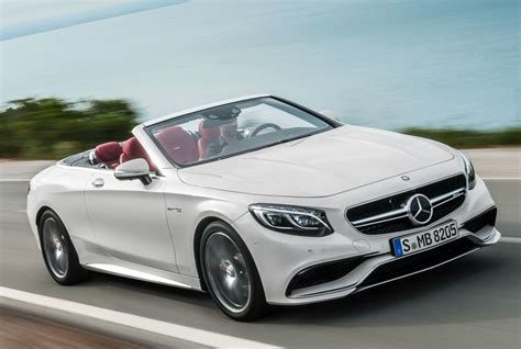 S63 Amg Cabriolet by Up With Mercedes Amg S63 Cabriolet