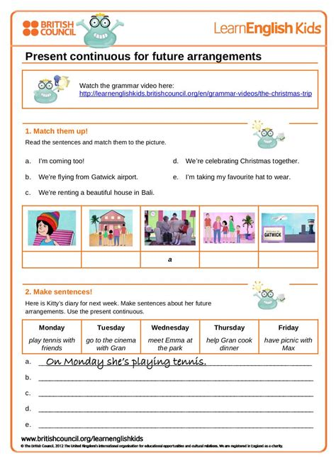 adverbs par  british council grammarworksheet