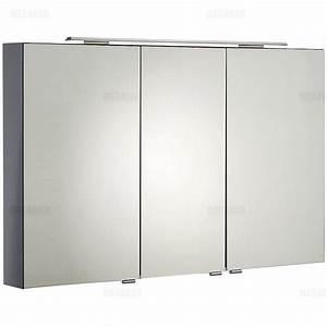 Spiegelschrank 100 Cm Led : architekt 100 led spiegelschrank 125 cm megabad ~ Indierocktalk.com Haus und Dekorationen