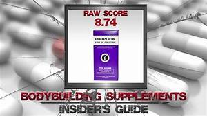 Purple K Creatine Review