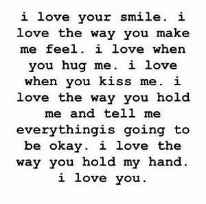 Cute I Love You Quotes Tumblr - My Love Story | cute ...