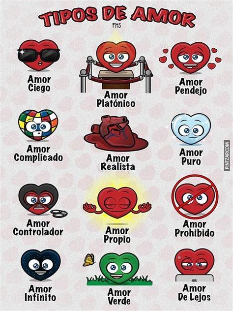 Tipos De Amor Tipos De Amor Amor Newhairstylesformen2014 Com
