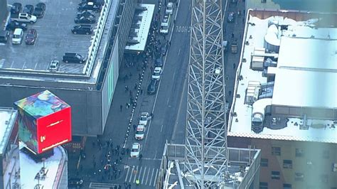 possible pipe bomb explodes at port authority terminal in new y abc7chicago