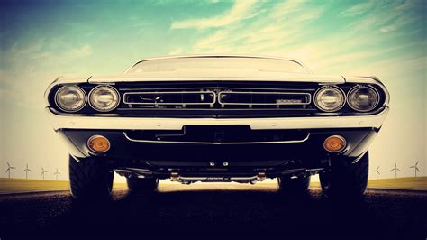 Car, Dodge, Dodge Challenger, Muscle Cars Wallpapers Hd