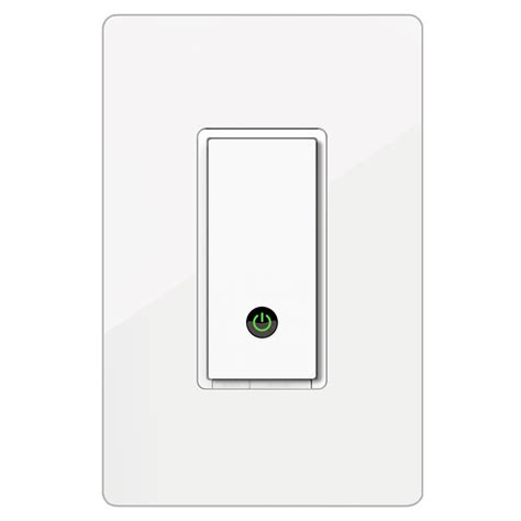 alexa controlled light switch new belkin wemo light switch smart home wifi enabled