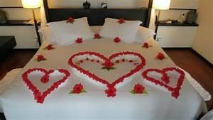 deco chambre nuit de noce With peut on prendre une chambre d hotel pour quelques heures