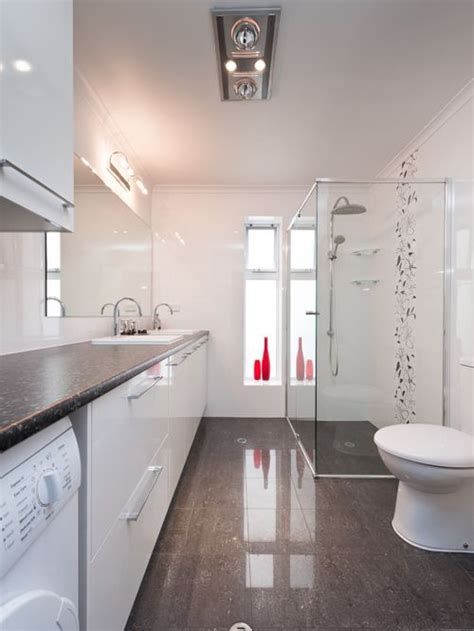 laundry in bathroom ideas laundry bathroom combo design ideas remodel pictures houzz