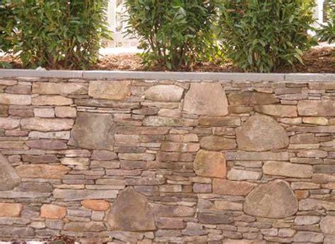 rock wall ideas great retaining wall ideas