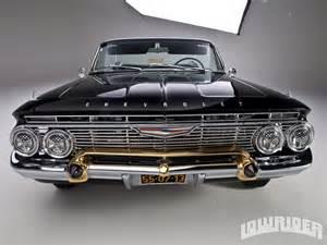 1961 Chevrolet Impala Convertible Lowrider