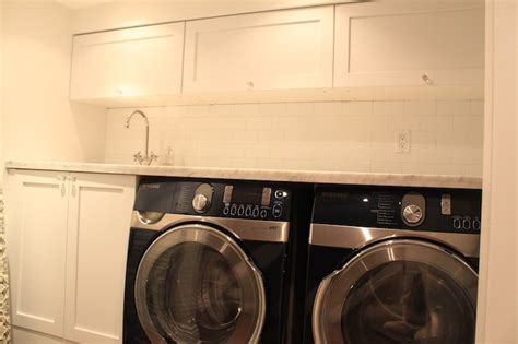 Laundry Room Cabinets   Transitional   laundry room