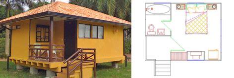 planos de cabanas