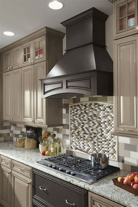 Stainless Steel Range Hood, Tapered   Decora