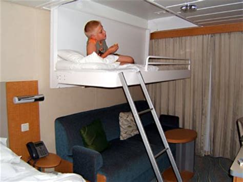 Pullman Bed by Oasis Class Question Stateroom With Third