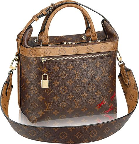 louis vuitton monogram reverse canvas city cruiser bag
