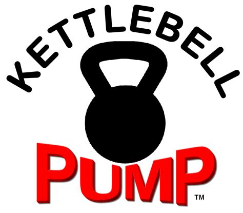 kettlebell pump fitness logos kettlebells weblog introduced tsatsouline pavel power