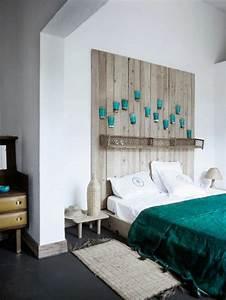 Fabriquer Une Mezzanine Soi Même : faire une tete de lit soi meme maison design ~ Premium-room.com Idées de Décoration