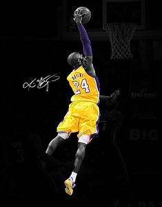 Kobe Dunks Over LeBron (iPhone Wallpaper) by SkdWorld on ...