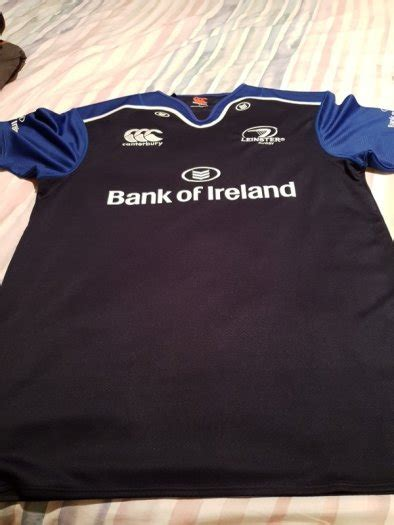 leinster rugby jersey for sale in finglas dublin from catherune crosbie