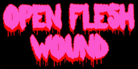 blood font  innerciti  deviantart