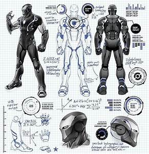 Ironman Modular Suit By Carlo Paguyan   Marvel Now  Iron