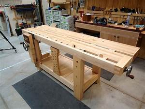 PDF Plans Woodworking Bench Plans Roubo Download