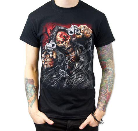 finger death punch  justice    shirt black