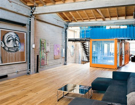 container home interior shipping container homes shipping containers in loft