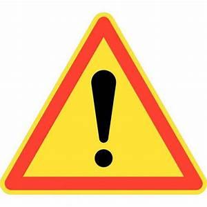 Panneau De Signalisation Personnalisé : panneau de signalisation de chantier temporaire ak14 ~ Dailycaller-alerts.com Idées de Décoration