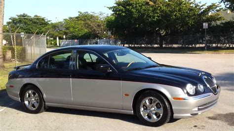 For Sale 2002 Jaguar S-type 3.0 Sedan Custom Paint Black