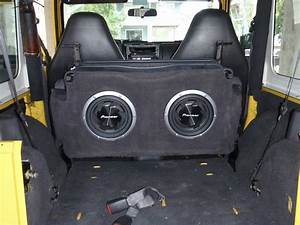 Jeep Wrangler Stereo Wiring Diagram Subwoofer  Jeep  Auto