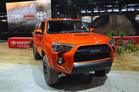 Toyota Rock 2014 toyota rock 4runner trd pro series picture