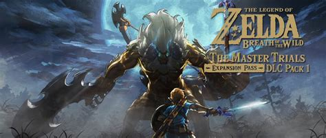 Dlc Zelda Breath Of The Wild 191 C 250 Anto Pesar 225 El Primer Paquete Dlc De Zelda Breath Of